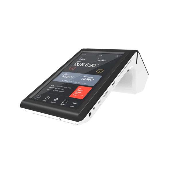 安卓智能NFC二维码POS机